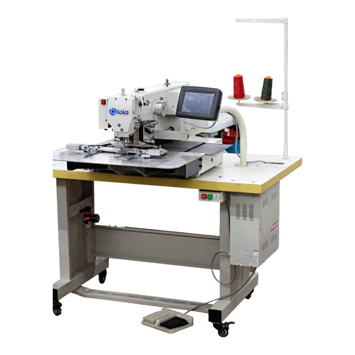 Auto Visor Sewing Machines